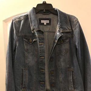Like new Loft Jean jacket